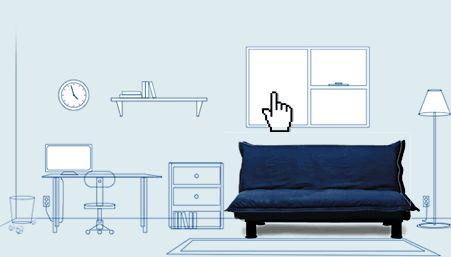 Design Your Dorm 3D interior design tool for students