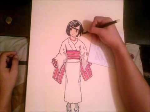 Dibujando A Nora De Noragami