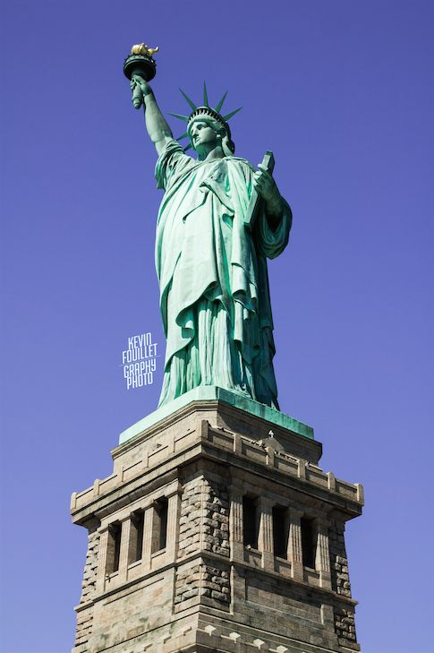 Statue of Liberty, NYC  https://www.facebook.com/kevinfouilletphotography