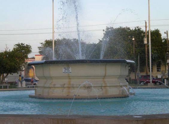 The Fountain At Washington Park