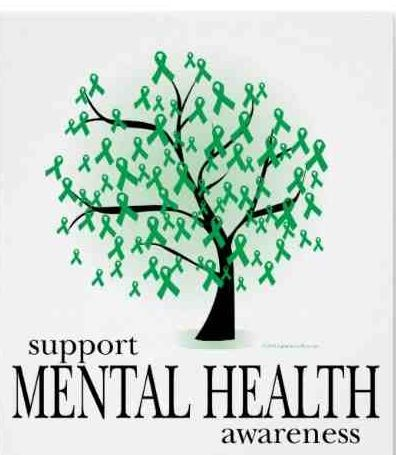 Support Mental Health Awareness.. I am saddened by the treatment and lack of care she has recently received. I hope someday mental illness receives the attention it deserves.  Mental health is an issue that needs to end. End it at http://www.fuzeus.com