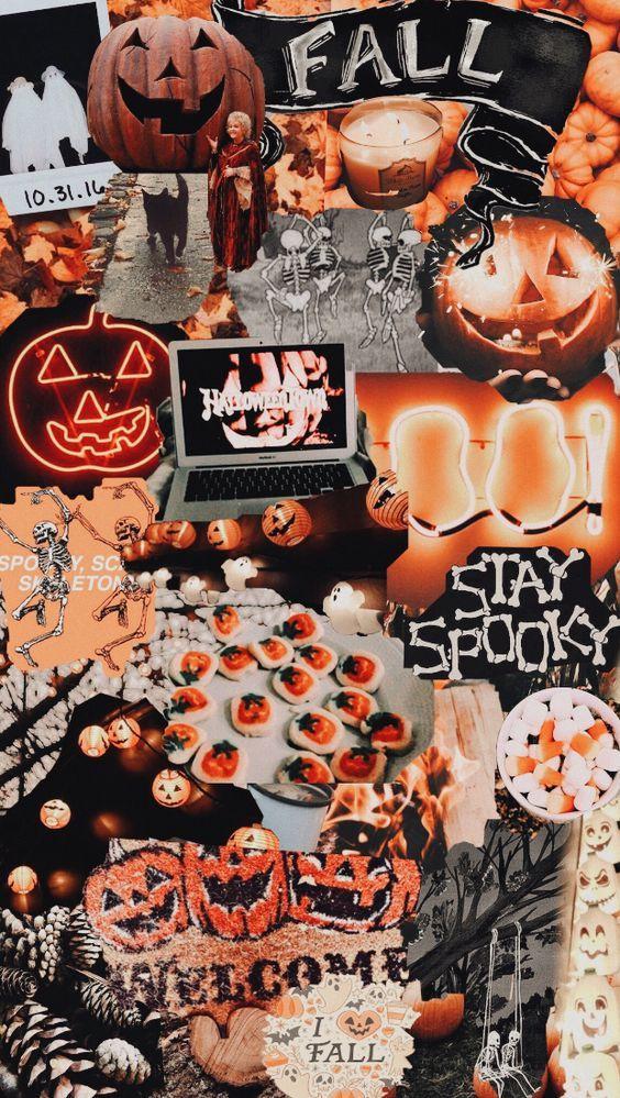 Pinterest Brookeriley In 2019 Halloween Wallpaper