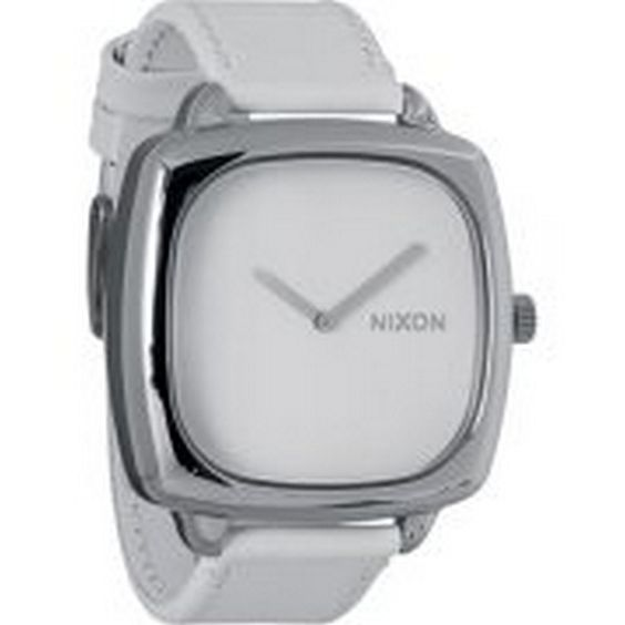 Nixon Unisex Dress Watch  A286100 White Analog      Sale price. $89.95