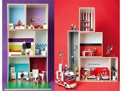 puppenhaus oder feuerwache oder. Black Bedroom Furniture Sets. Home Design Ideas