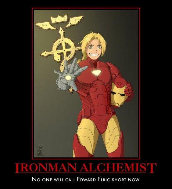Fullmetal Ironman!