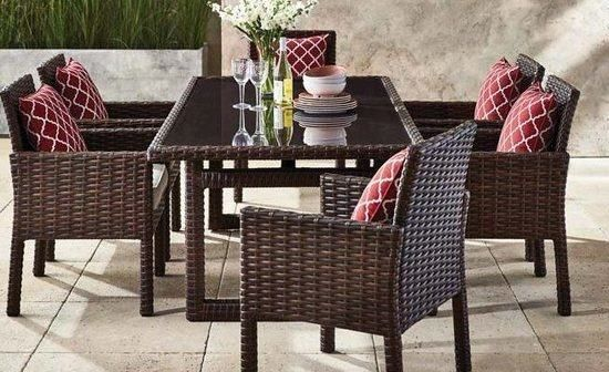 Distinctly Home Patio Furniture Patio Furniture Furniture Outdoor Furniture Sets