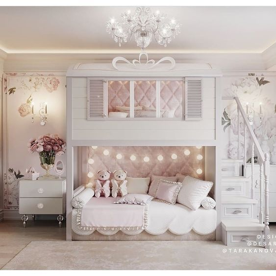 White Bedroom Kid Isnpirations In 2020 Luxurious Bedrooms Girl Bedroom Decor Girl Bedroom Designs