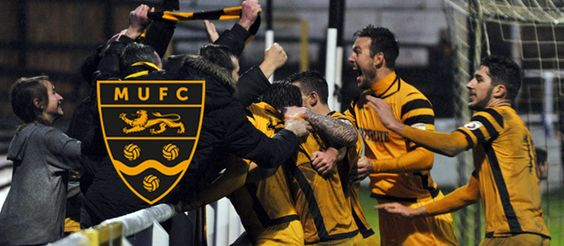 """Best Wishes to Maidstone United FC - Best Wishes to """"The Stones"""" for this season's opener match against York City from IATT and all of our Team.  With last season's promotion-winning players having bagged the majority of the traditional one to eleven, with the summer signings opting for numbers up to 21 – let's make 2016/17 another winning season!"""