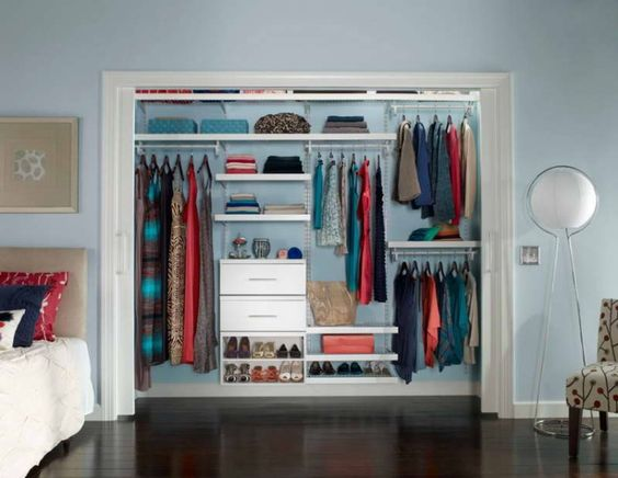 armoire de chambre penderie ou dressing comment choisir. Black Bedroom Furniture Sets. Home Design Ideas