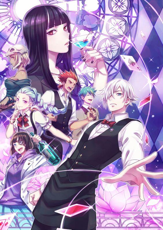 death parade, anime