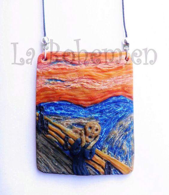 Wearable Art by LaBohemien on Etsy, $27.00