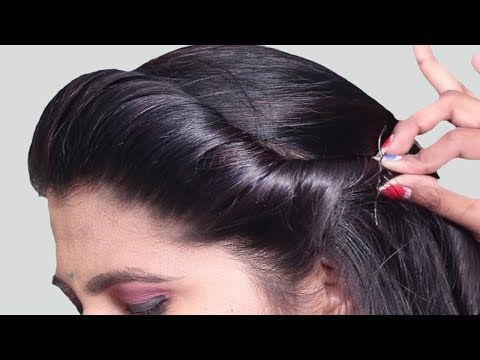 Easy And Beautiful Side Braid Hairstyle 2019 For Girls Hair Style Girl Hairstyles For Girls Youtube Side Braid Hairstyles Hair Styles Braided Hairstyles