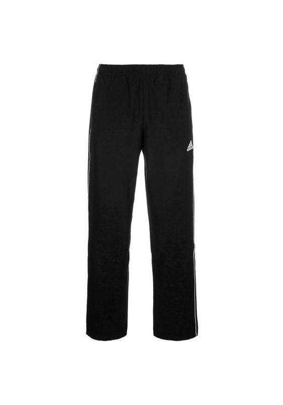 adidas performance trainingsbroek »core 18« zwart
