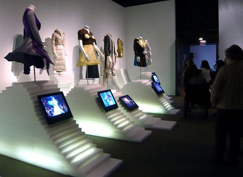 Fashion Design Exhibition by Studio ST Architects, via Flickr