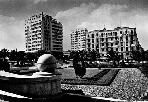 حديقة ميدان القائد إبراهيم الإسكندرية Alexandria Alexandria