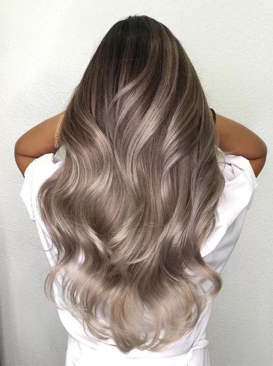 50 Best Hair Colors Top Hair Color Trends Ideas For 2020 Hair Styles Ash Brown Hair Color Hair Color Light Brown