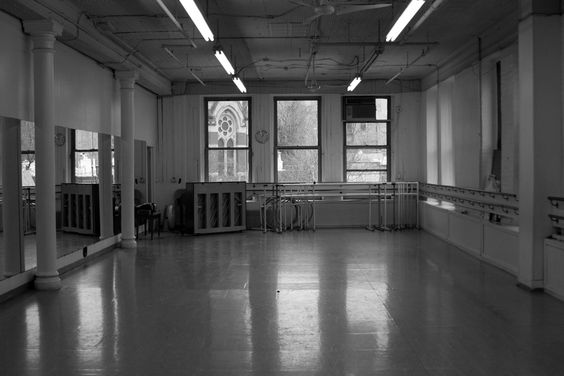 empty ballet studio | Photography | Pinterest | Studios, Columns and ...