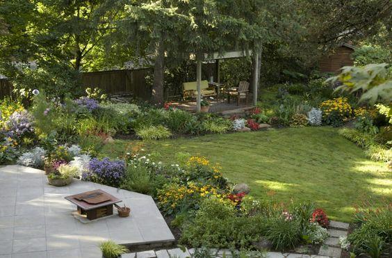 Backyard design 2