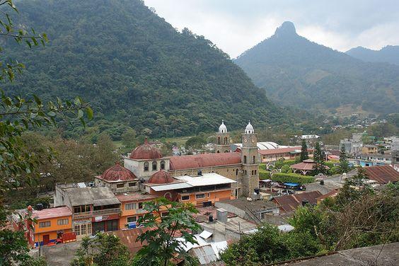 Calnali. Hidalgo  México