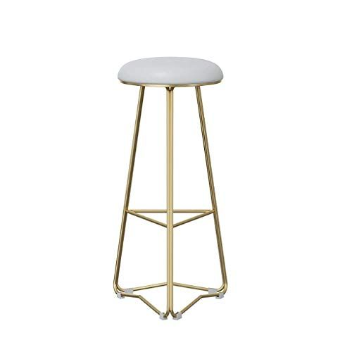 Backless Bar Stool High Stool Kitchen Chair Seat Breakfast Chair
