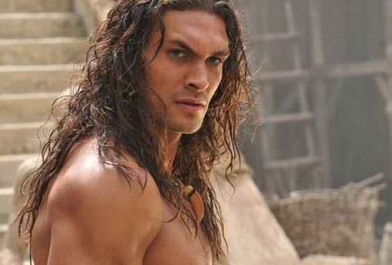 jason momoa | Melhor mau actor - Jason Momoa em Conan the Barbarian .