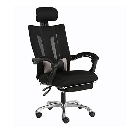Simple Comfortable Computer Chair Ergonomic Office Chair High Back Mesh Computer Desk Chairs Wit With Images Comfortable Computer Chair Computer Desk Chair Computer Chair