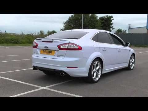 If You Ask It Nicely Ford Mondeo Titanium X Sport Tdci 2012