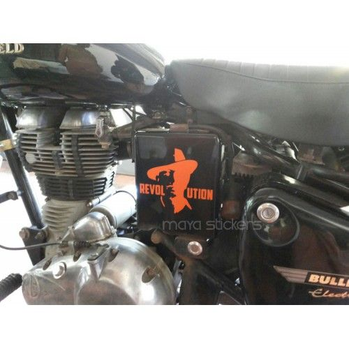 Stylish Bhagat Singh Stickers For Cars Bikes Laptop And Wall - Bridgestone custom stickers motorcycle