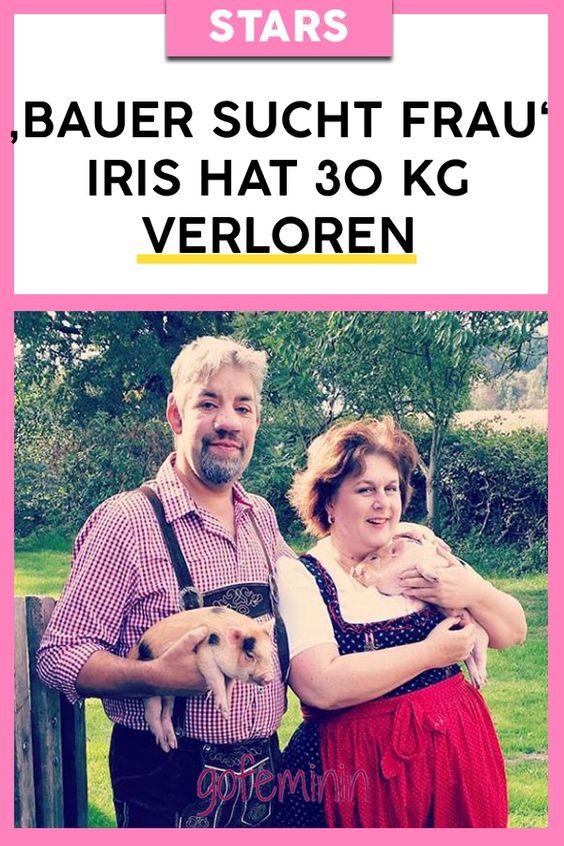 Bauer Sucht Frau Iris Nahm 30 Kilo Ab Mit Schweren Folgen Bauer Sucht Frau Hochzeit Fischer Hochzeit Tipps Fur Die Haare