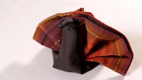 How to fold a napkin into a turkey napkin folding for Turkey napkins