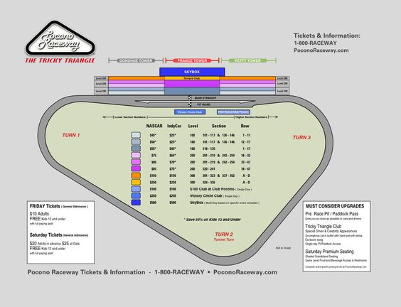 Seating chart tickets general poconos pinterest seating