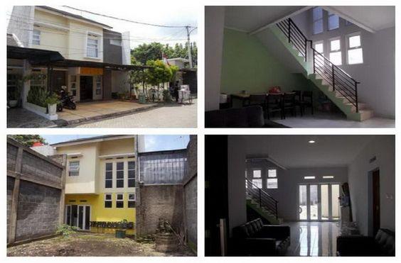 jual sewa properti di bandung rumah cluster pawenang lt lb 194 120m2 sh house for sale pinterest