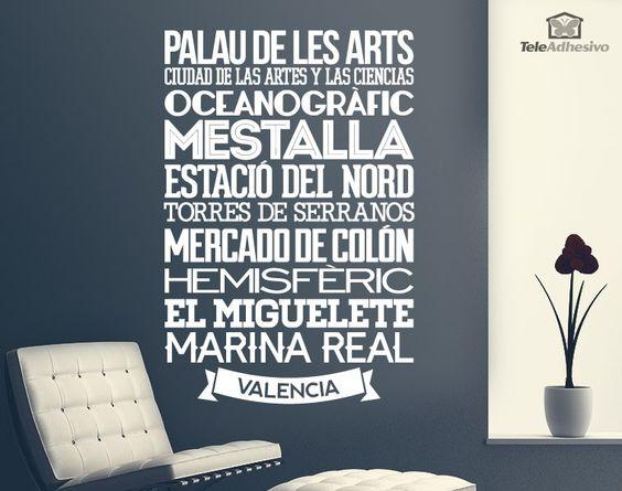 Vinilo decorativo tipogr fico de valencia lista de los 10 - Vinilos decorativos en valencia ...