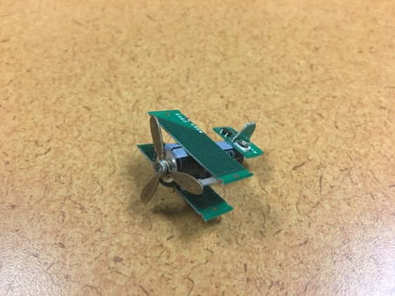 Video Card Biplane by shankalonian on Etsy