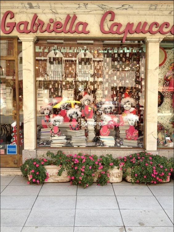 Gabriella capucci recoleta buenos aires argentina this for Boutique dans un jardin