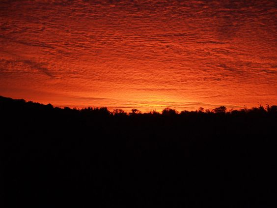 Sunrise in Monson, MA via 500px