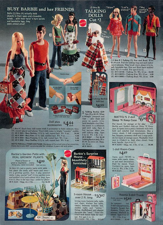 1972 Sears Wish Book page432 | by Tinker*Tailor loves Lalka