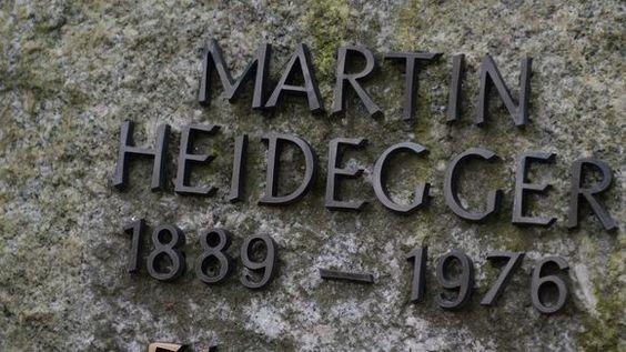Martin Heidegger wurde in seinem Geburtsort Meßkirch beigesetzt.