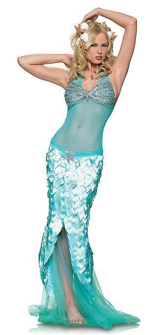 Mermaid Costume: