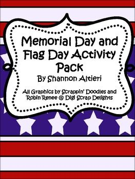 flag day student activities