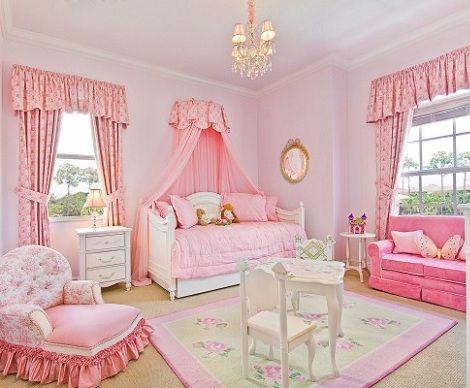 Habitaciones de ni os famosos buscar con google - Habitaciones de princesas ...