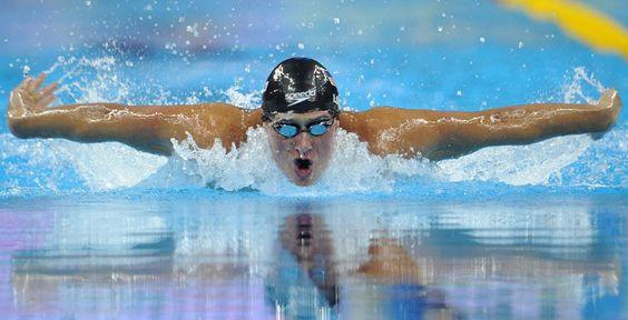 Favorite athlete. Ryan Lochte