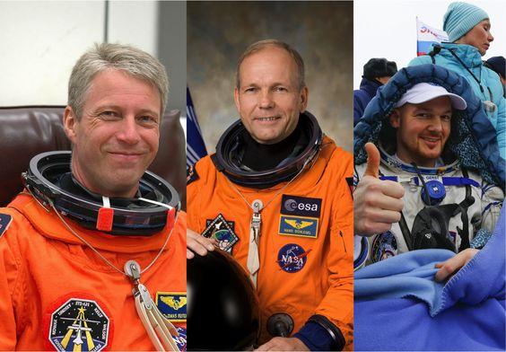 Reiter, Schlegel, Gerst: Drei deutsche #Astronauten an Bord der #ISS: Ein Rück- und Überblick zum Thema jetzt im Blog (www.issonduty.com) Und? Wer will als nächstes hoch?