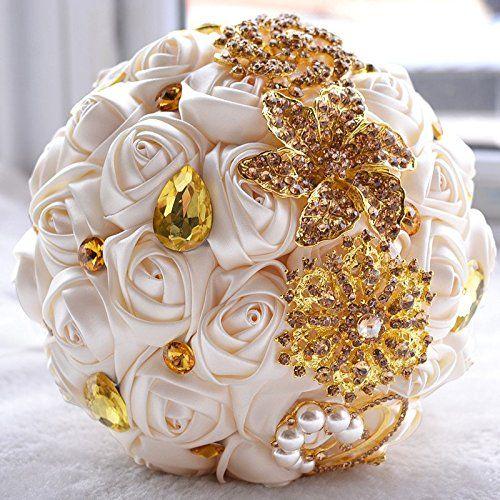 Romantique Bouquet de Satin Blanc Rose avec Deluxe Dore S... https://www.amazon.fr/dp/B01FQO4GDG/ref=cm_sw_r_pi_dp_CnKvxbNFTMA4F