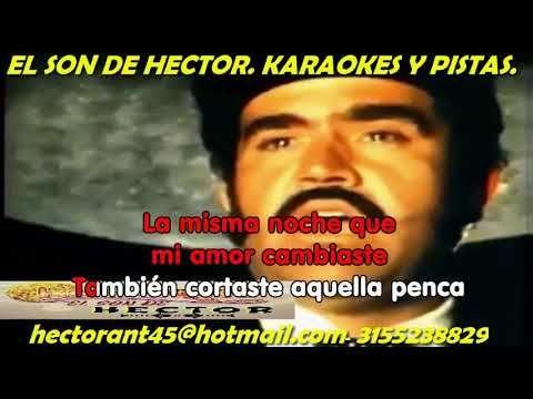 La Ley Del Monte Video Letra Vicente Fdez 2017 Youtube Karaoke Youtube Videos
