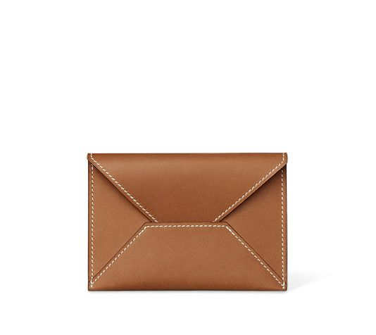 affordable bags - Herm��s Hermes pouch in Barenia calfskin Measures 4.5\u0026quot; x 3.3\u0026quot; Color ...