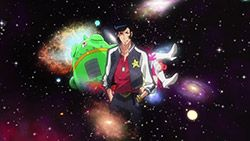 """Space Dandy - """"I Can't Be the Only One, Baby"""" S2 E1"""