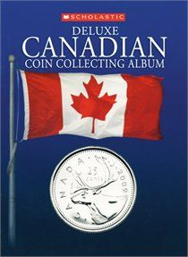 Deluxe Canadian Coin Collecting Album -- for those Canadian coin collectors.