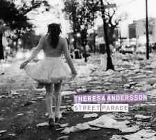 Theresa Andersson-Street Parade  CD NEW