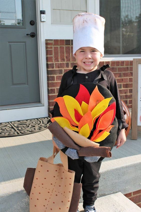smores costume